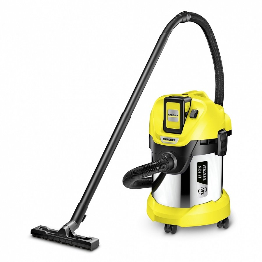 Multifunctional Vacuum Cleaner KARCHER WD3 BATTERY
