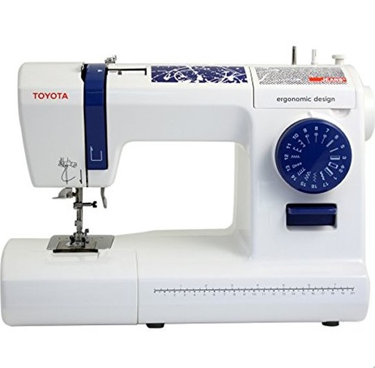 Sewing Machine TOYOTA JEANS 17C