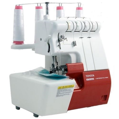 Overlocker Machine TOYOTA SLR4D