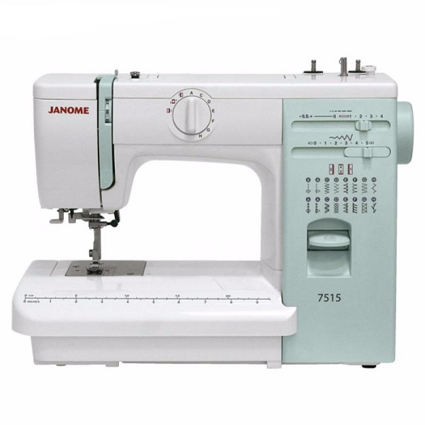 Sewing Machine JANOME 7515