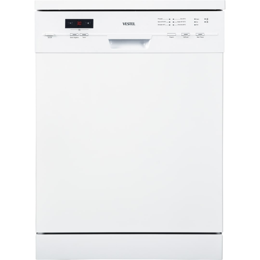 Dishwasher VESTEL D 462