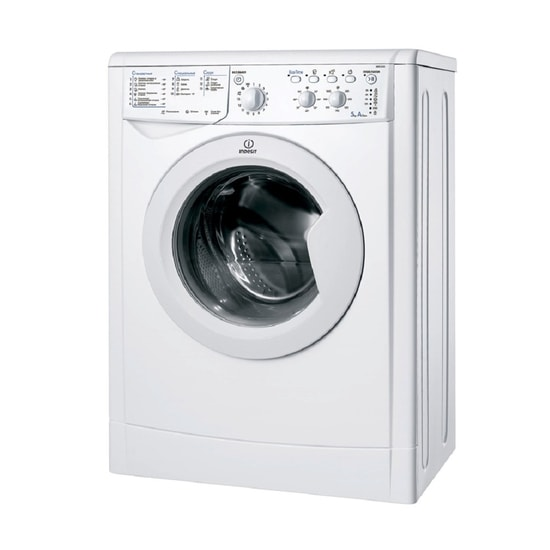 Washing Machine INDESIT IWSC 51052A UA