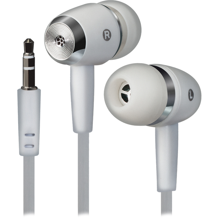 Headphones DEFENDER Basic 620 White