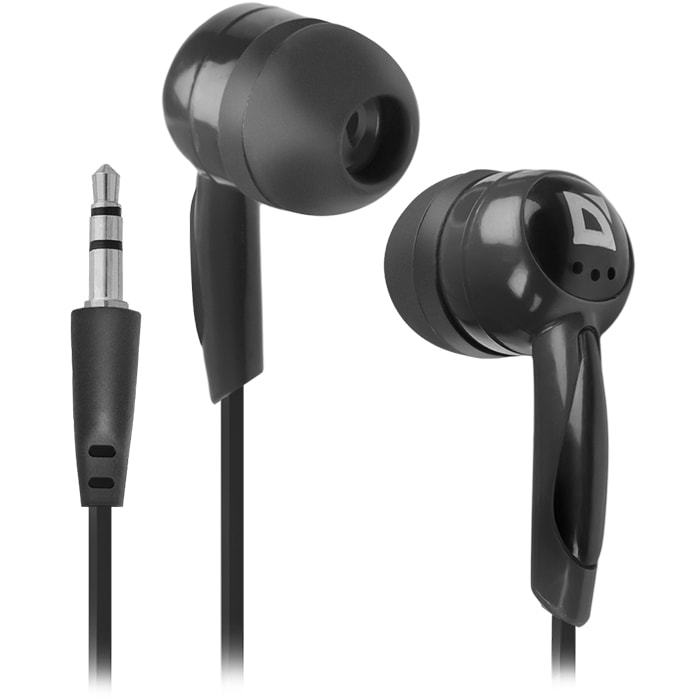 Headphones DEFENDER Basic 604 Black