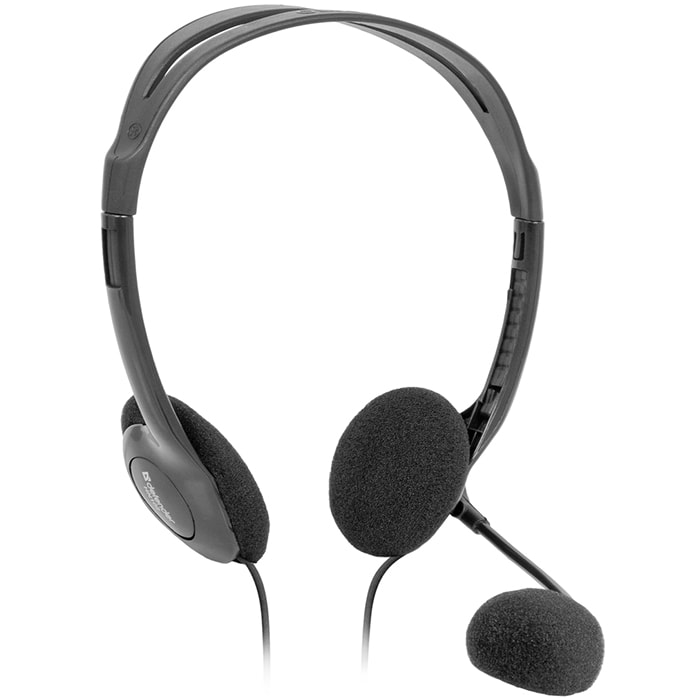 Headphones DEFENDER Aura 102 Black