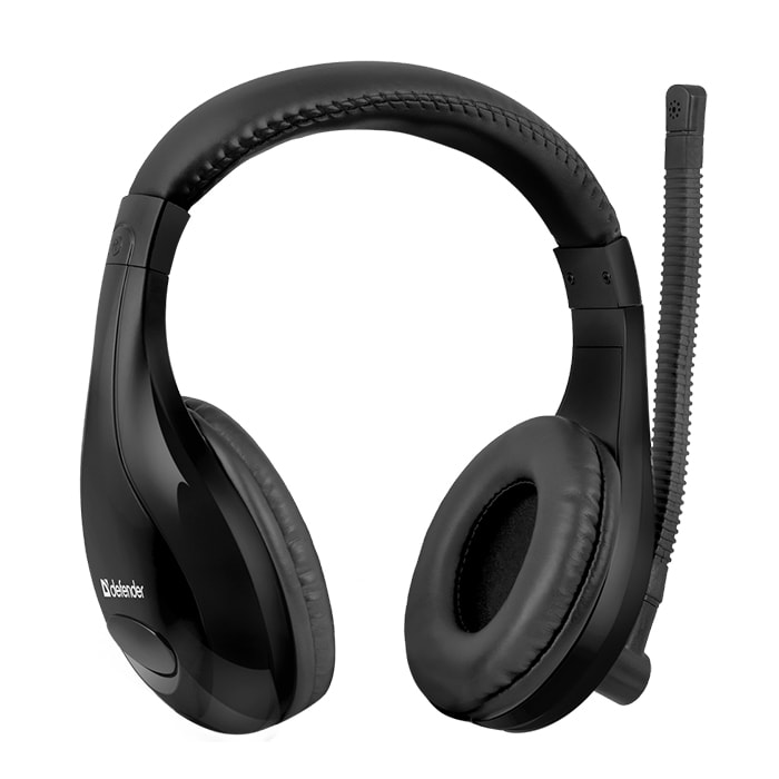Headphones  DEFENDER Warhead G-170 Black