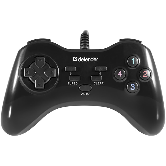 Джойстик DEFENDER Game Master G2 USB