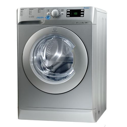 Washing Machine INDESIT XWE 81283X S EX