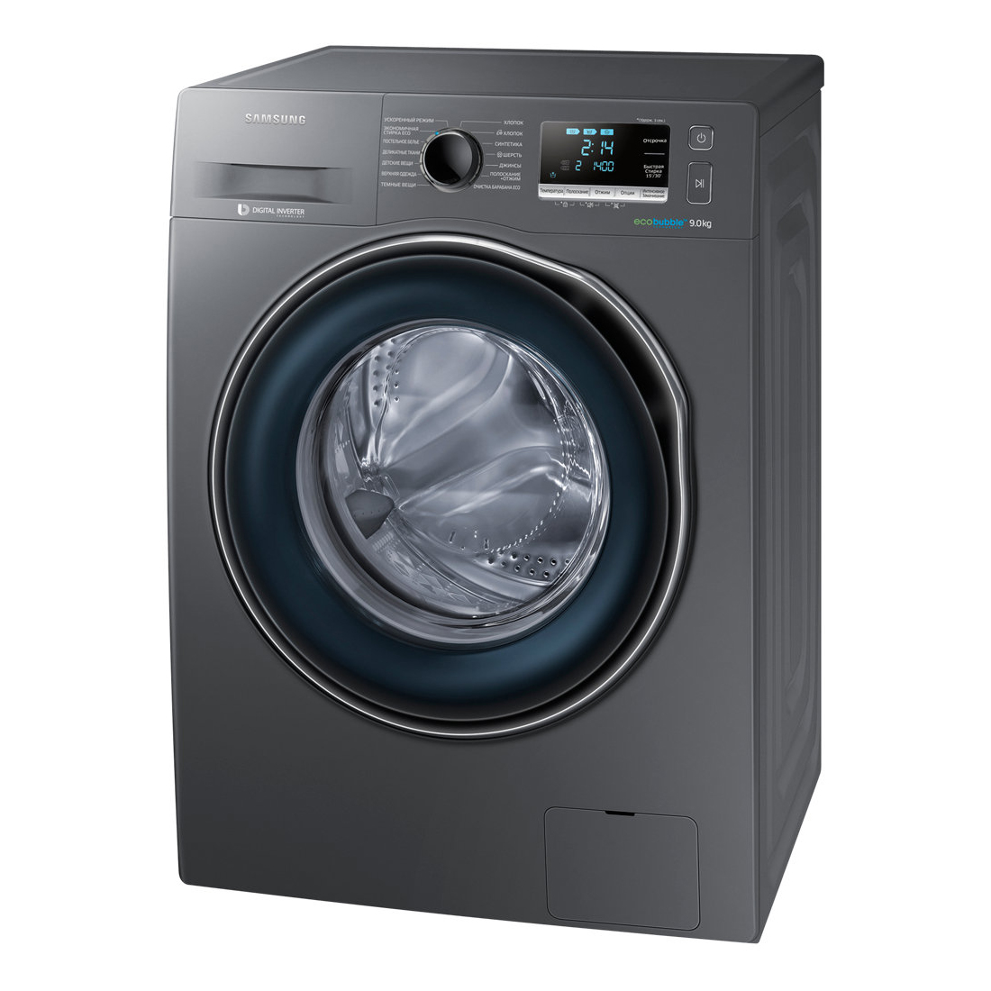 Washing Machine SAMSUNG WW90J6410CX1LP