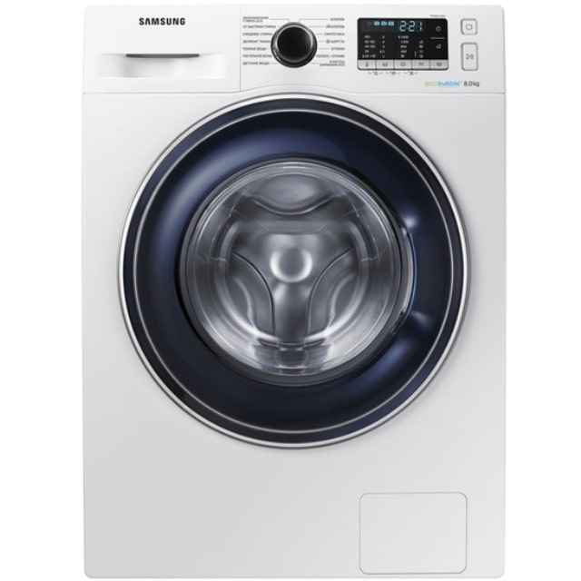 Washing Machine SAMSUNG WW80J5545FW/LP