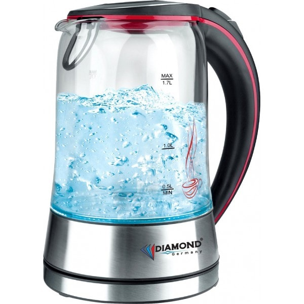 Tea Kettle DIAMOND DM-1005