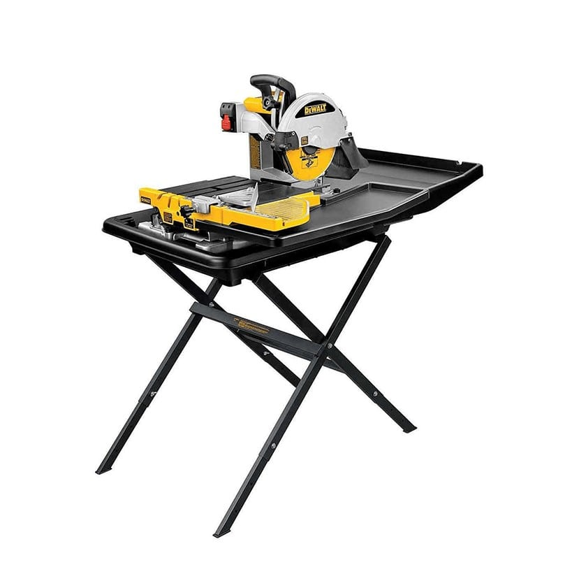 Circular Saw For Tiles DEWALT D24000