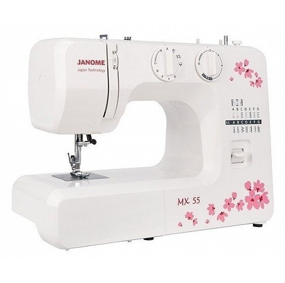 Sewing Machine JANOME MX 55