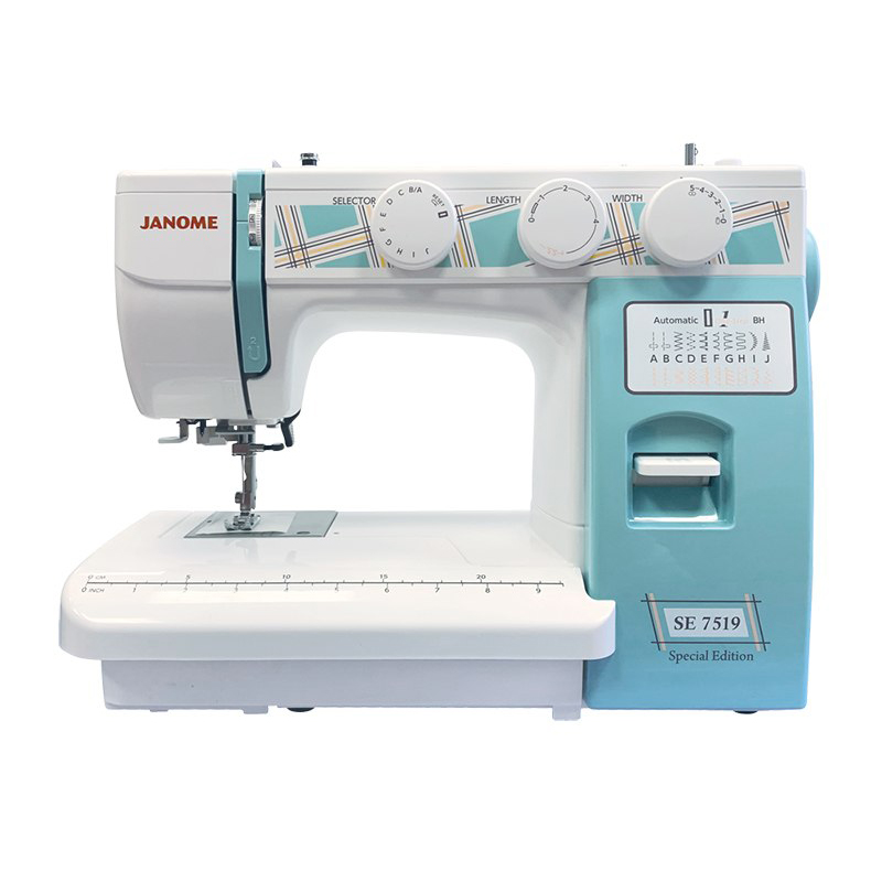 Sewing Machine JANOME SE 7519