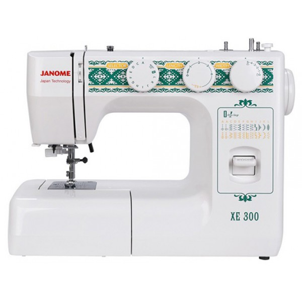 Sewing Machine JANOME XE 300