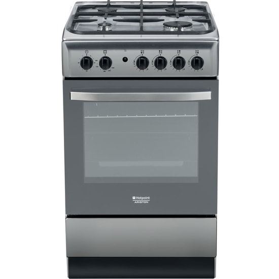 Плита Hotpoint-Ariston H5GG1 C (X)