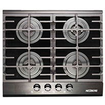 Cooktop NEUBERG VN65GL Black Glass