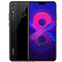 Телефон Huawei Honor 8X 4GB/64GB Black