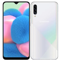 Телефон Samsung Galaxy A30s 3/32GB White