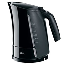 Tea Kettle BRAUN WK300 Onyx