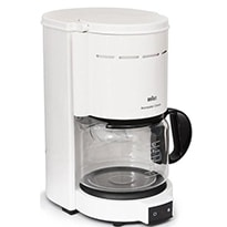 Coffee Maker BRAUN KF47/1