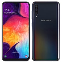 Телефон Samsung Galaxy A50 4/64GB LTE DUOS BLACK